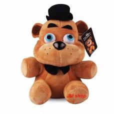 Five Nights at Freddy's plyšák 18 cm brown Freddy