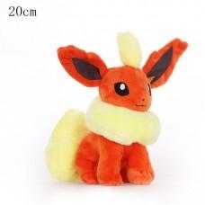 Pokémon plyšák Flareon 20 cm - SKLADEM
