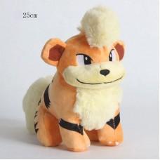 Pokémon plyšák Growlithe 25 cm - SKLADEM
