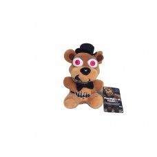 Five Nights at Freddy's plyšák Bear 18 cm - SKLADEM