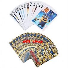 Hrací karty Mimoni
