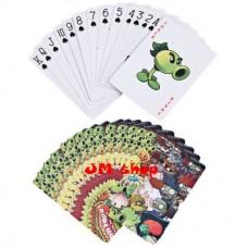 Hrací karty Plants Vs Zombies