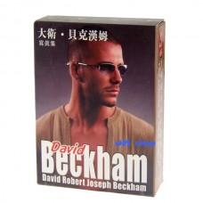 Hrací karty David Beckham