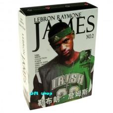 Hrací karty LeBron Raymone James