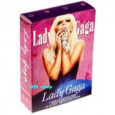 Hrací karty Lady GaGa