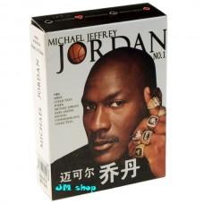 Hrací karty Michael Jordan