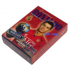 Hrací karty Cristiano Ronaldo