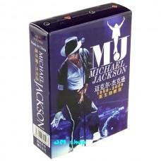 Hrací karty Michael Jackson