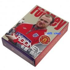 Hrací karty Wayne Rooney