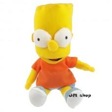 30 cm plyšák Bart Simpson