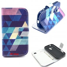 Samsung Galaxy Trend /S Duos kožený obal Cool Design
