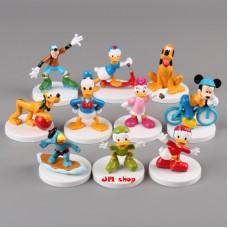 Donald Duck figurky sada 10ks