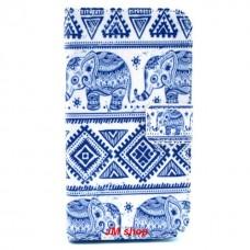 LG G2 Mini kožený obal Cool Elephant