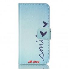 iPod Touch 5th kožený obal Smile