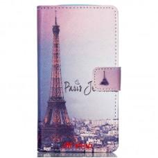 LG Magna kožený obal Paris