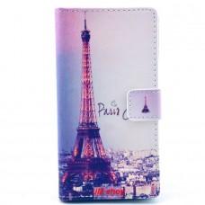 Nokia Lumia 830 kožený obal Paris