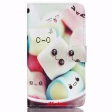 Lenovo Moto X Play kožený obal Marshmallow
