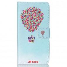 Sony Xperia Z5 Compact kožený obal Air Ballon