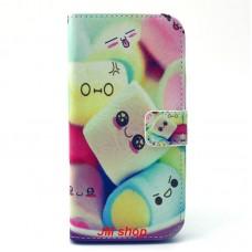 HTC One M9 kožený obal Marshmallow