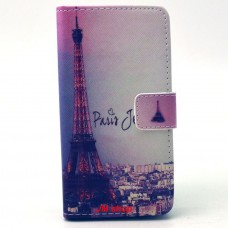Samsung Galaxy A3 kožený obal Paris
