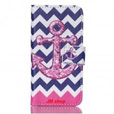 iPod Touch 5th kožený obal Wave Anchor