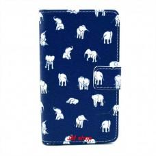 Sony Xperia SP kožený obal White Elephant