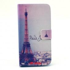 Samsung Galaxy Grand 2 kožený obal Paris