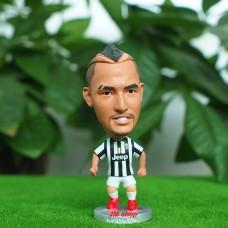 Arturo Vidal Juventus Turín 14-15