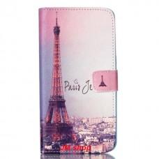 HUAWEI Nexus 6P kožený obal Paris