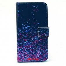 Samsung Galaxy S6 kožený obal Blue Light