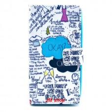 Nokia Lumia 630, 635 kožený obal OKAY