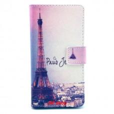 Nokia Lumia 630, 635 kožený obal Paris - SKLADEM