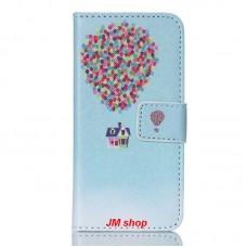 iPod Touch 5th kožený obal Air Ballon