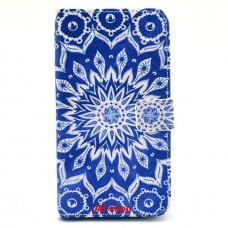Samsung Galaxy Note 3 kožený obal Blue Star