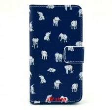Samsung Galaxy Alpha kožený obal White Elephant