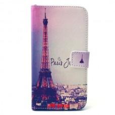 Samsung Galaxy Grand Prime kožený obal Paris