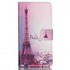 Sony Xperia Z5 Compact kožený obal Paris