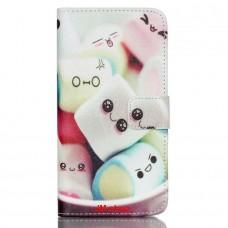 LG Nexus 5X kožený obal Marshmallow
