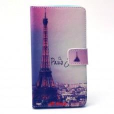 Samsung Galaxy A5 kožený obal Paris