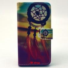 Samsung Galaxy A3 kožený obal Dream Catcher
