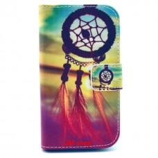 Samsung Galaxy G313 kožený obal Dream