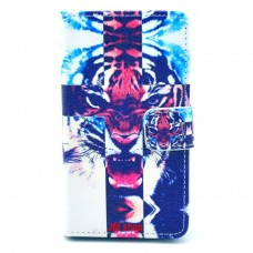Nokia Lumia 520, 525 kožený obal Cool Tiger - SKLADEM