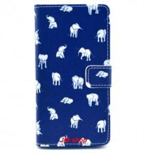 Sony Xperia Z1 kožený obal White Elephant