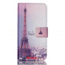 iPod Touch 5th kožený obal Paris