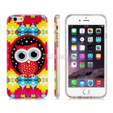 iPhone 6 gumový kryt Cute Owl