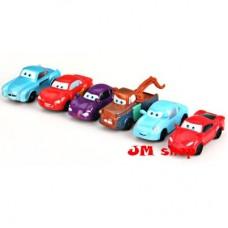 Figurky CARS sada 6ks