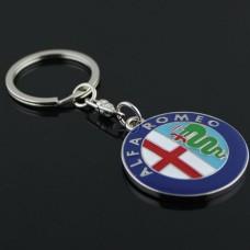Alfa Romeo přívěsek na klíče 3D - SKLADEM