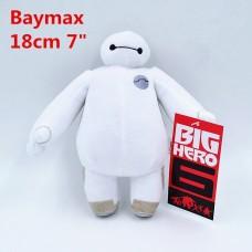 Big Hero 6 Baymax plyšák 18 cm - SKLADEM