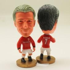 Figurka JMS David Beckham Manchester United 7cm