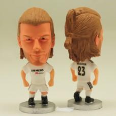 Figurka JMS David Beckham Real Madrid 7cm